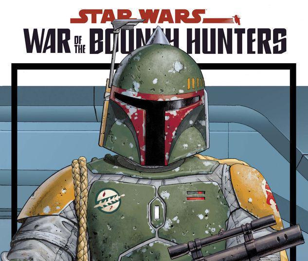 Star Wars: War of the Bounty Hunters #1