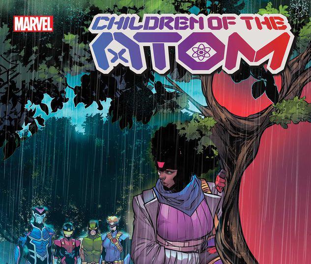 Children of the Atom #6
