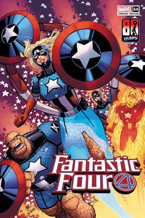 Fantastic Four #34  (Variant)