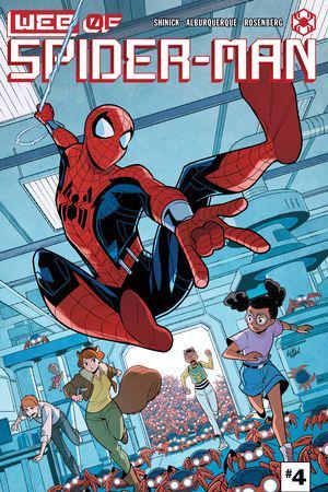 W.E.B. of Spider-Man #4