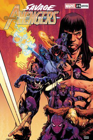Savage Avengers (2019) #25 (Variant)