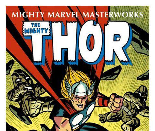 MIGHTY MARVEL MASTERWORKS: THE MIGHTY THOR VOL. 1 - THE VENGEANCE OF LOKI GN-TPB MICHAEL CHO COVER #1