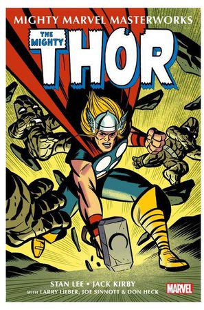 Mighty Marvel Masterworks: The Mighty Thor Vol. 1 - The Vengeance Of Loki (Trade Paperback)