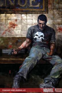 Punisher War Journal (2006) #21