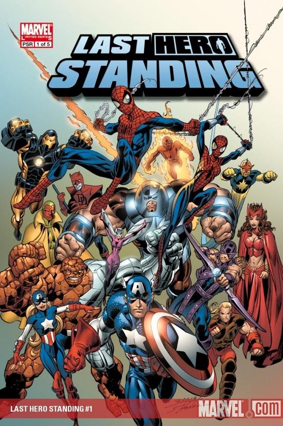 Last Hero Standing (2005) #1