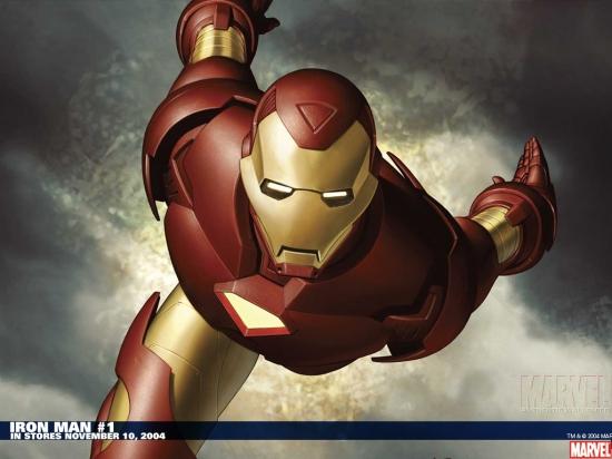 Iron Man (1968) #1 Wallpaper