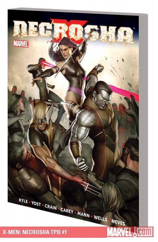 X-Necrosha (Trade Paperback)