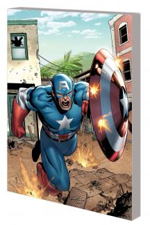 Marvel Adventures Avengers: Captain America (Digest)