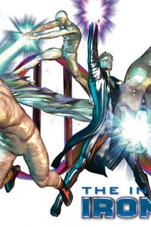 Invincible Iron Man #504  (X-Men Art Variant)