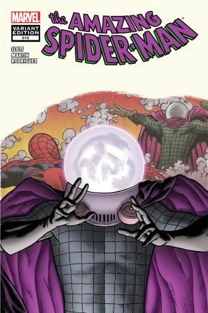Amazing Spider-Man #618  (VILLAIN VARIANT)