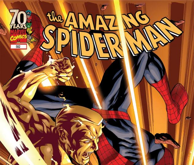 Amazing Spider-Man (1999) #582