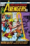 Avengers (1963) #99 cover