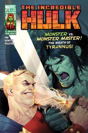 Incredible Hulks (2010) #605