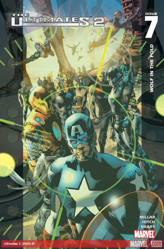 Ultimates 2 (2004) #7