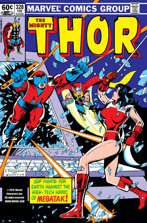 Thor (1966) #328