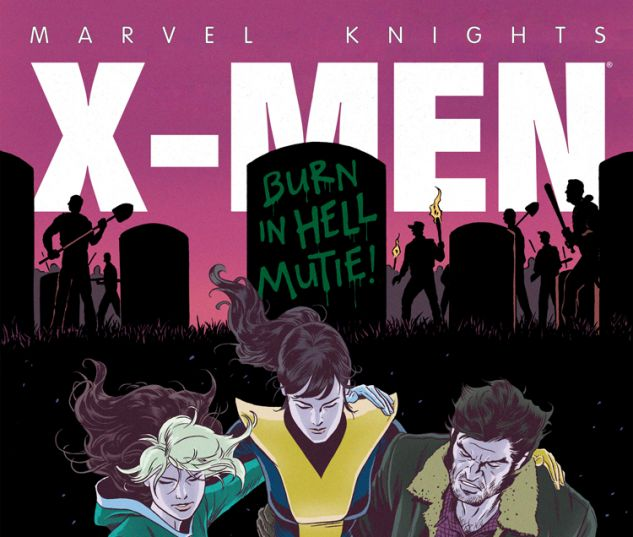 MARVEL KNIGHTS: X-MEN 1 RIVERA VARIANT (WITH DIGITAL CODE)