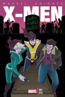 Marvel Knights: X-Men (2013) #1 (Rivera Variant)