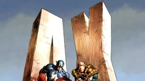 Marvel AR: A+X #1 Cover Recap