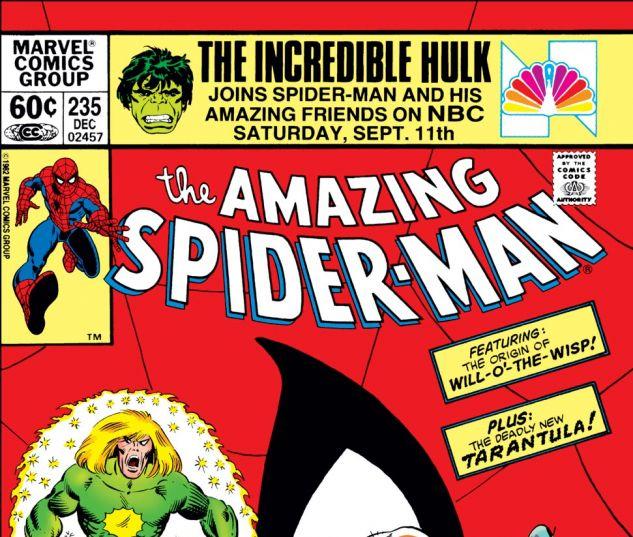Amazing Spider-Man (1963) #235 Cover