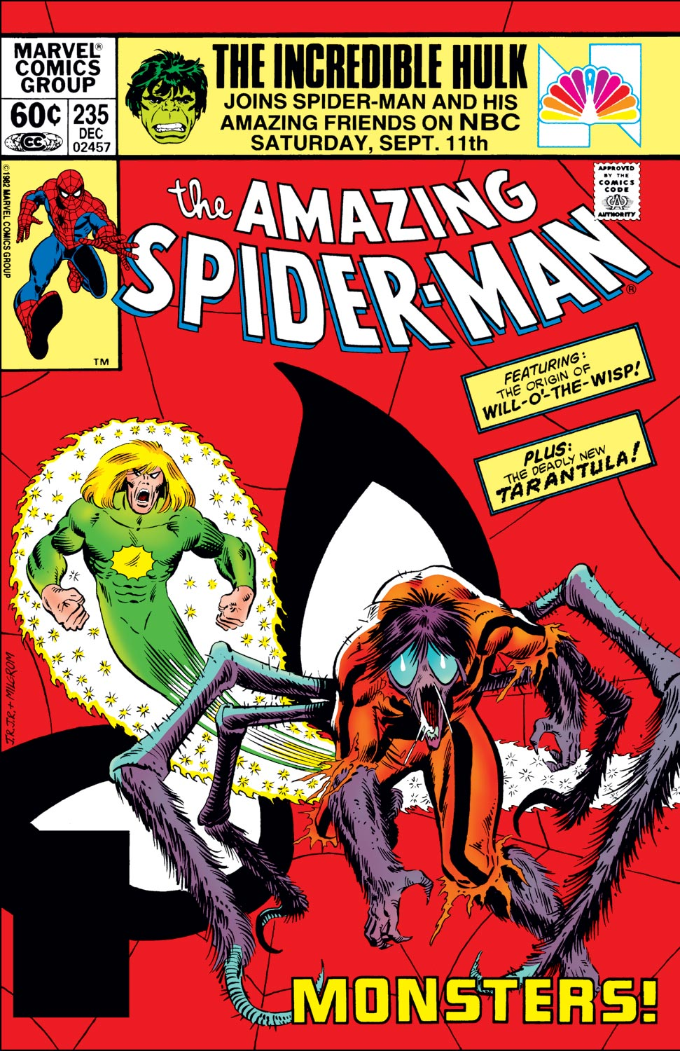 The Amazing Spider Man 1963 235 Comic Issues Marvel