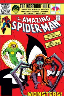 The Amazing Spider-Man (1963) #235