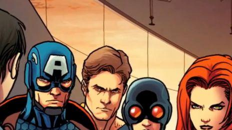 Marvel AR: Avengers #27 Cover Recap