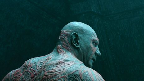 marvel's guardians of the galaxy - dave bautista wizard world master