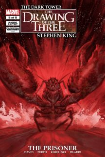 Dark Tower: The Drawing of the Three - The Prisoner #5