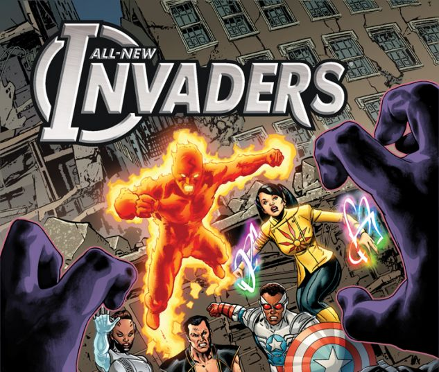 ALL-NEW INVADERS 14 (WITH DIGITAL CODE)