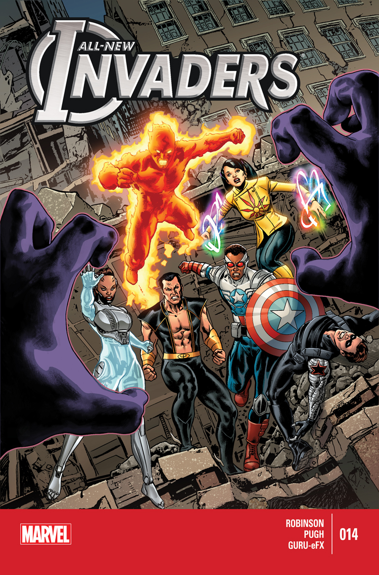 All-New Invaders (2014) #14