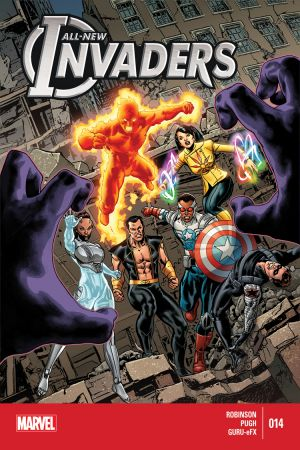 All-New Invaders #14