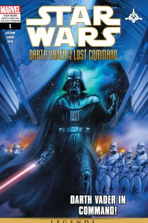 Star Wars: Darth Vader And The Lost Command #1