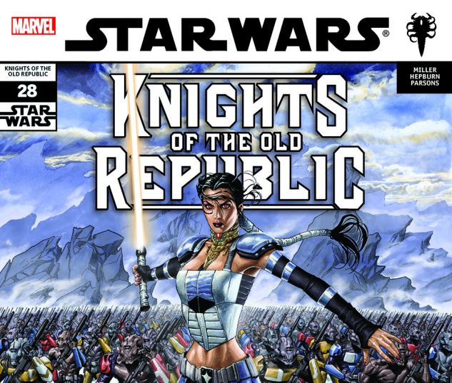 Star Wars: Knights Of The Old Republic (2006) #28