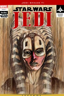 Star Wars: Jedi - Shaak Ti #1