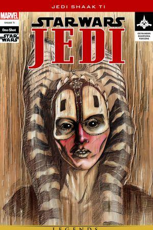 Star Wars: Jedi - Shaak Ti (2003) #1