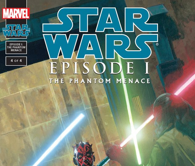 Star Wars: Episode I - The Phantom Menace (1999) #4