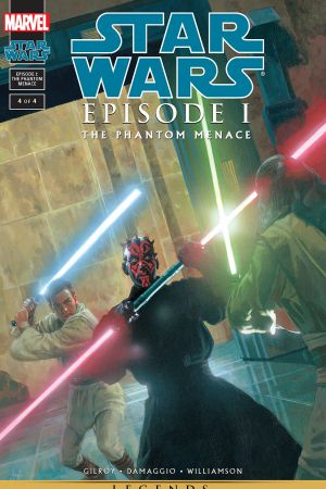 Star Wars: Episode I - The Phantom Menace #4