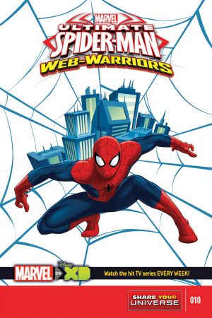 Ultimate Spider-Man: Web Warriors #10
