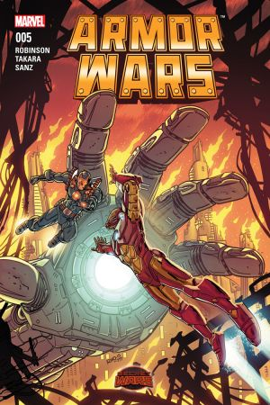 Armor Wars #5