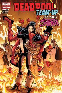 Deadpool Team-Up (2009) #892