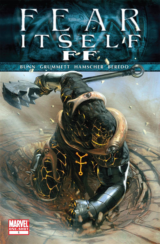 Fear Itself: FF (2011) #1