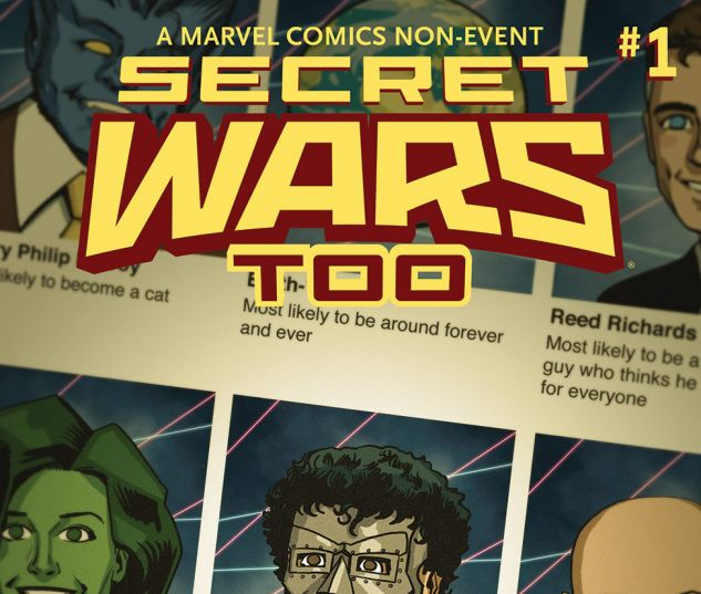 SECRET WARS, TOO 1 (WITH DIGITAL CODE)
