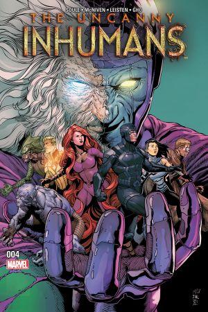 Uncanny Inhumans (2015) #4