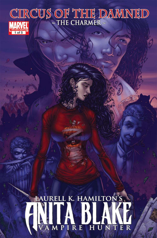 Anita Blake: Circus of the Damned - The Charmer (2010) #1