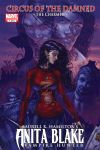 ANITA BLAKE: CIRCUS OF THE DAMNED - THE CHARMER (2010) #1 Cover