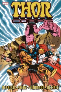 Thor Corps (Trade Paperback)