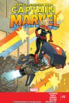 CAPTAIN MARVEL (2012) #12 Cover