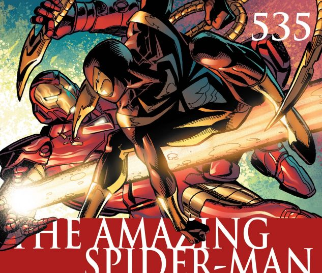 AMAZING SPIDER-MAN (1999) #535 Cover