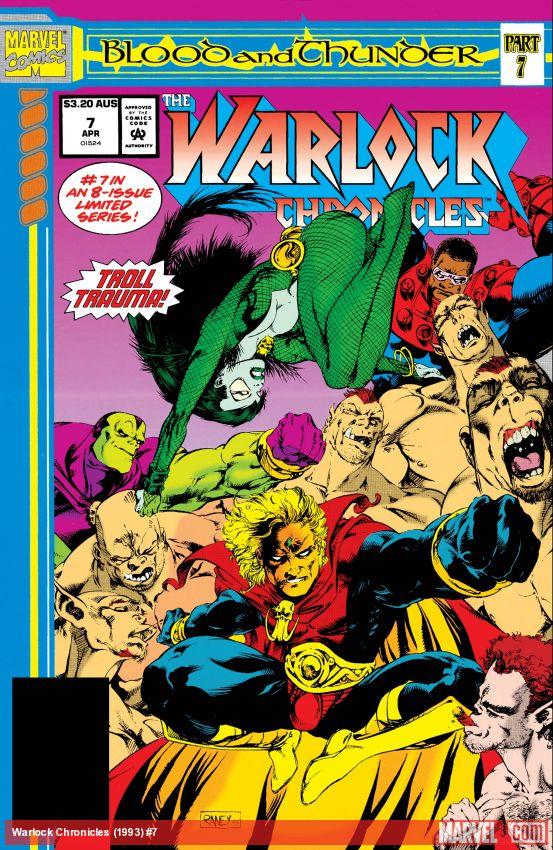 Warlock Chronicles (1993) #7
