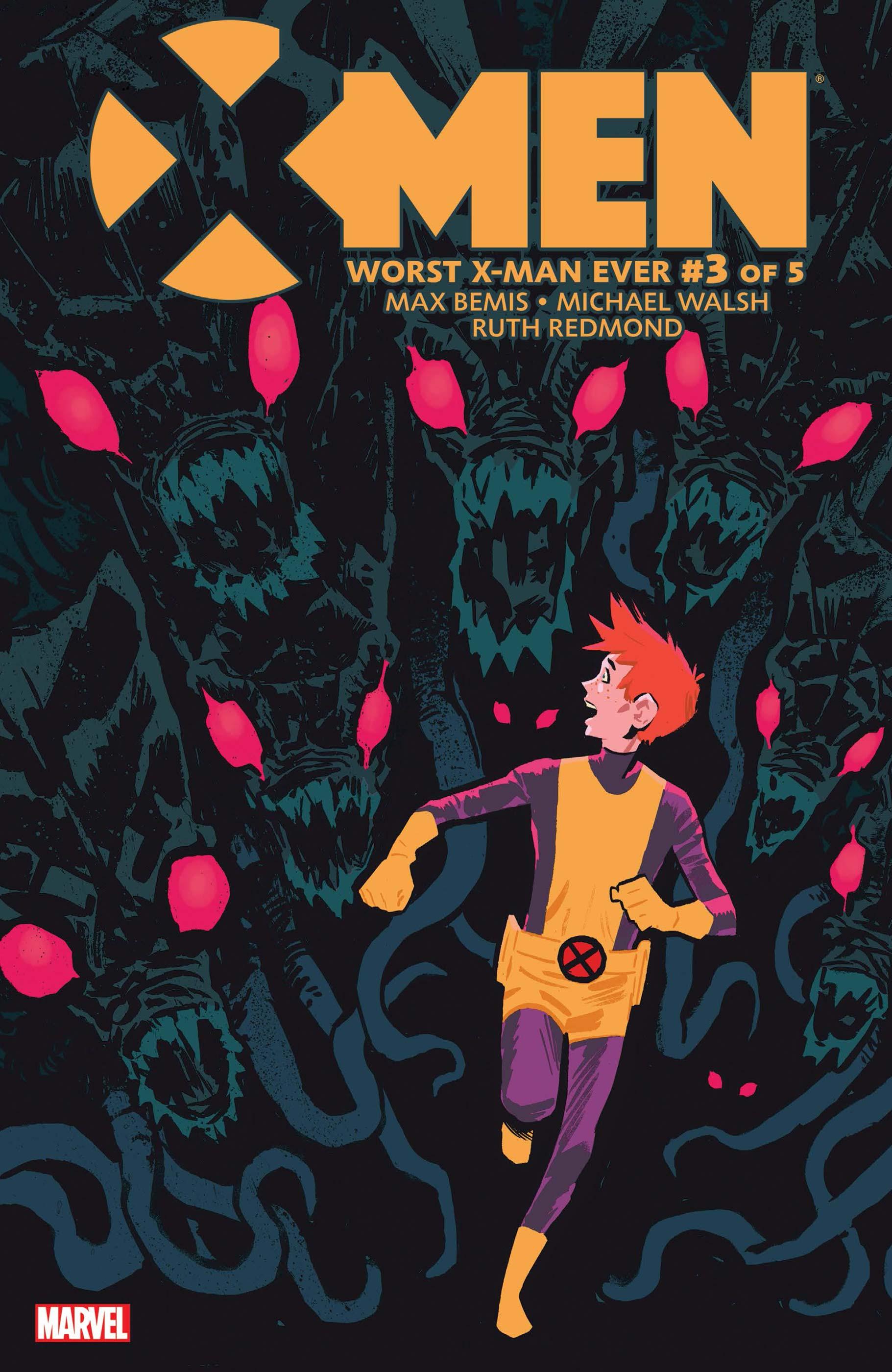 X-Men: Worst X-Man Ever (2016) #3